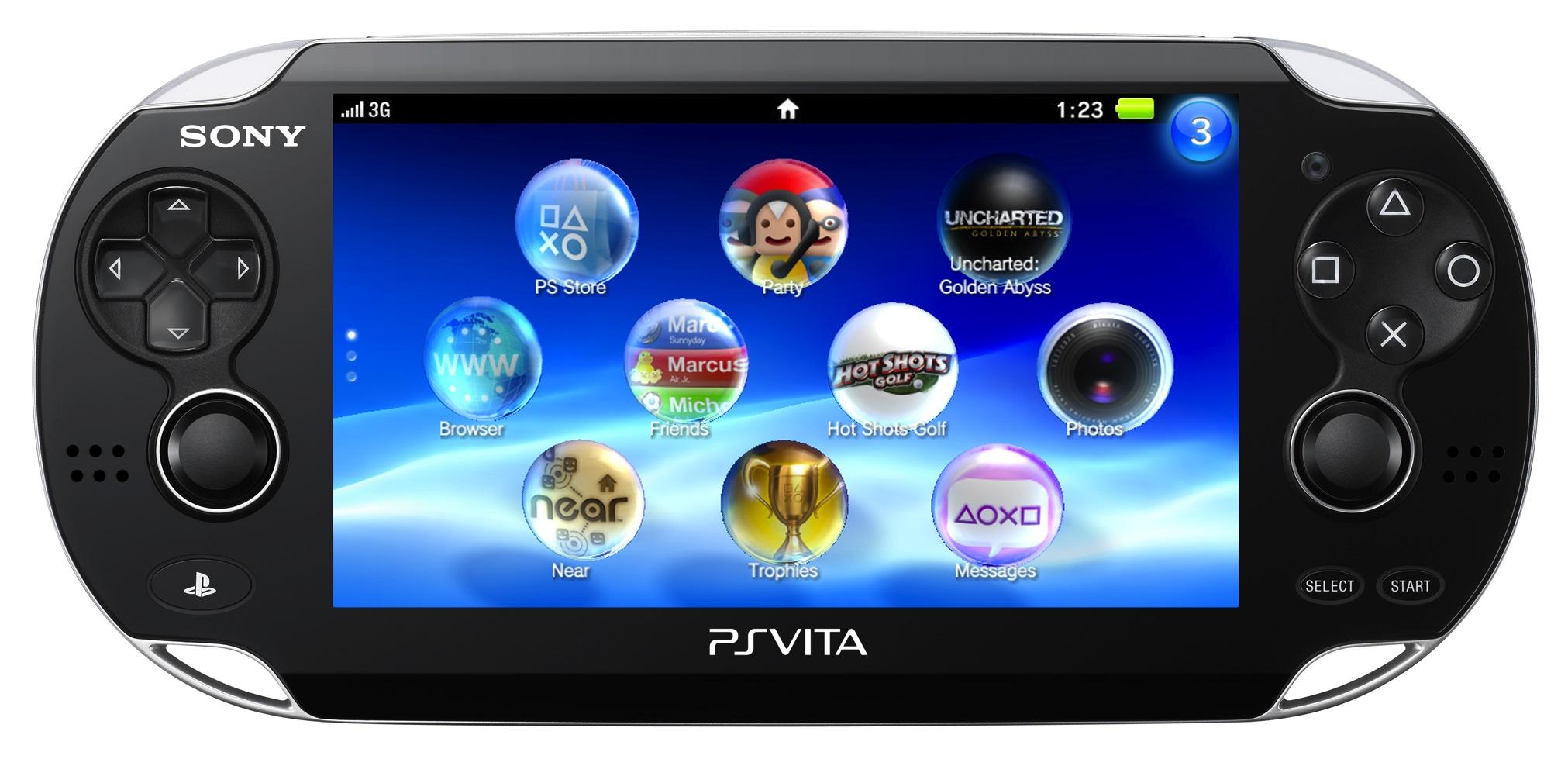 PS Vita 1000